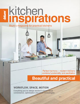 Blum Kitchen Inspirations