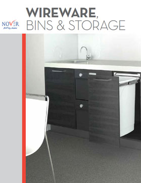 Nover Wireware, Bins, Storage